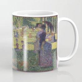 Georges Seurat's A Sunday Afternoon on the Island of La Grande Jatte Coffee Mug