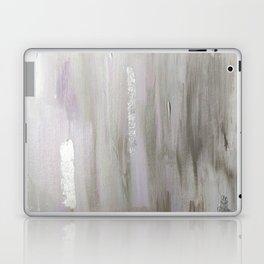 Lavender & Silver Laptop & iPad Skin