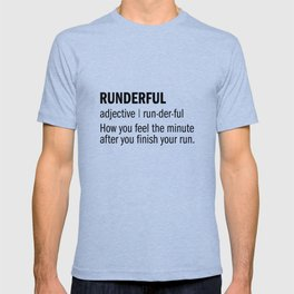 RUNDERFUL T-shirt