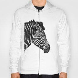 Zebra love Hoody