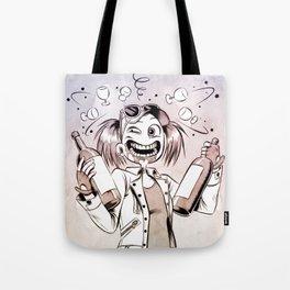 Love wine Tote Bag