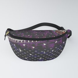 Winter night Fanny Pack