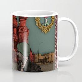 David and Iggy Coffee Mug