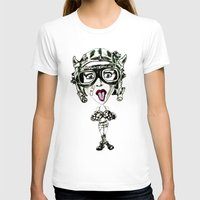 tank girl T-shirts featuring Tank Girl Missiles by TheArtofJC