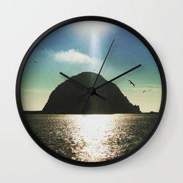 Morro Bay / Morro Rock Wall Clock