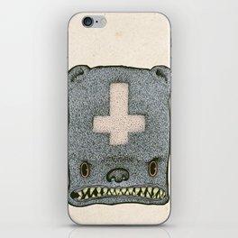 Evil Ted iPhone Skin
