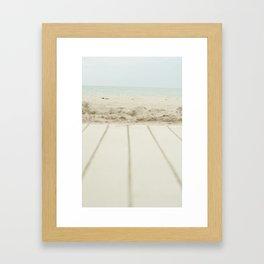 On a Walk II Framed Art Print