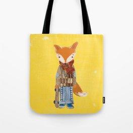 Fox Boy Tote Bag