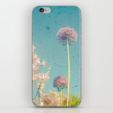 Garden iPhone & iPod Skin