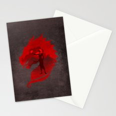 The Mother of Dragons Stationery Cards