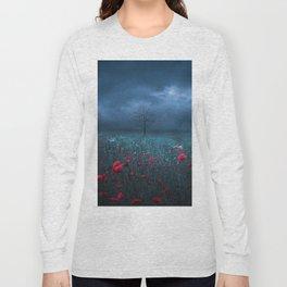 Dark field Long Sleeve T-shirt