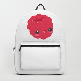 Kawaii Raspberry Backpack