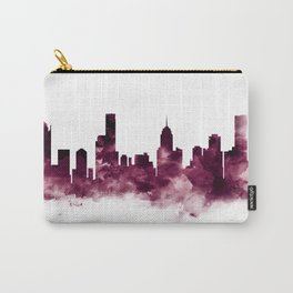 Melbourne Skyline Carry-All Pouch