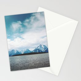 Dreaming of Mountains and Sky Stationery Cards