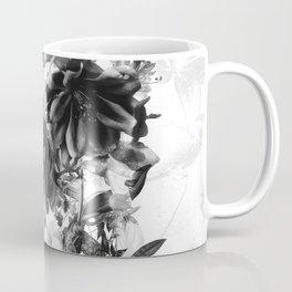 New Skull Light B&W Coffee Mug