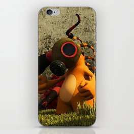 GasTon and Tento iPhone Skin
