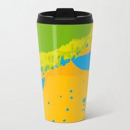 A Silent Path Travel Mug