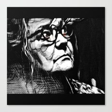 Wretched Canvas Print