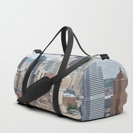 Downtown Pittsburgh Duffle Bag
