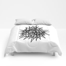 See-Through Star Comforters