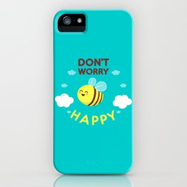 Buzzing life! iPhone Case