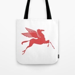 Pegasus Dallas Tote Bag