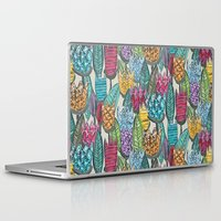 tulips Laptop & iPad Skins featuring tulips by Sharon Turner