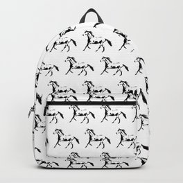 Horse Trot Backpack