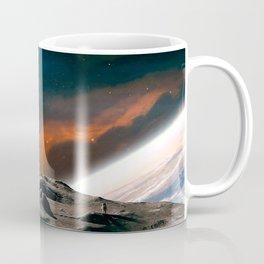 Comet Mission Coffee Mug