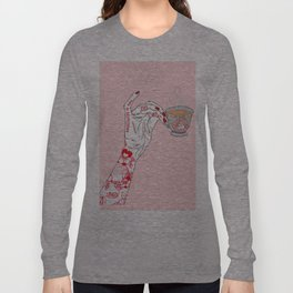 Sophisticated as F$&K  Long Sleeve T-shirt