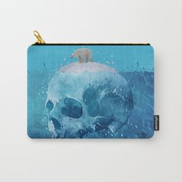 Save the Arctic Carry-All Pouch
