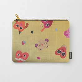 cute minimal Carry-All Pouch