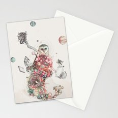 Source of All Knowledge Stationery Cards