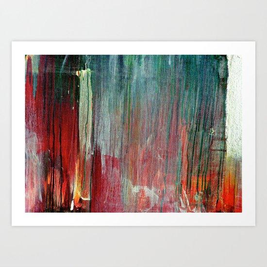 Hot Mist Art Print