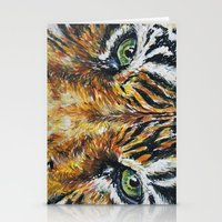 fierce Stationery Cards featuring Fierce by Roco Design