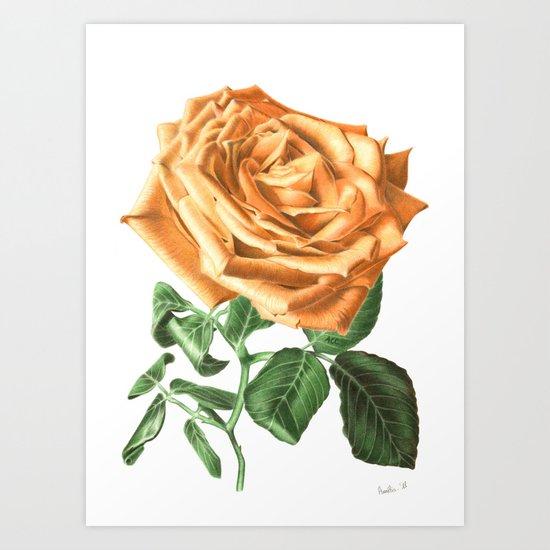 For ever beautiful Art Print