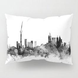Toronto Canada Skyline Pillow Sham