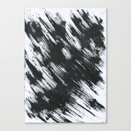 abstract graphics Canvas Print