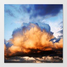 Sunse #187 Canvas Print