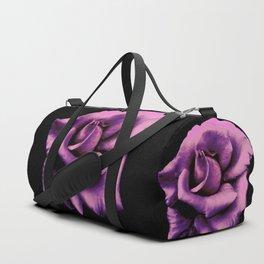 Lavender Rose Duffle Bag