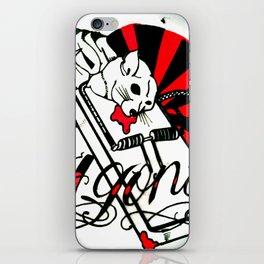 agony iPhone Skin