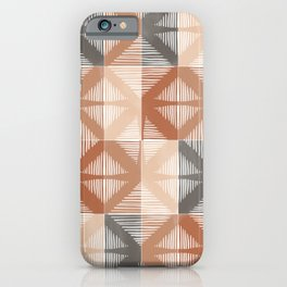 Mudcloth Tiles 01 #society6 #pattern iPhone Case