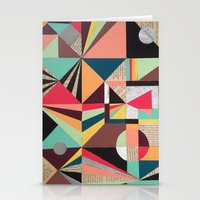 prism Stationery Cards featuring Prism by Kerry Lacy