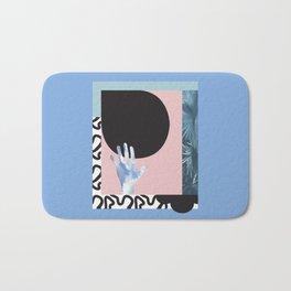 Crafty Collage Bath Mat