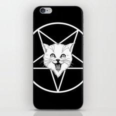 KittyGram iPhone & iPod Skin