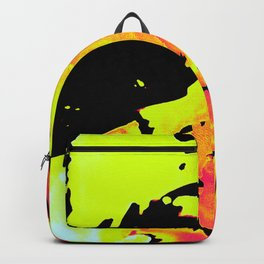Solar Flare Wave Backpack