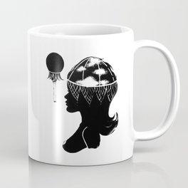 Cloudia Silhouette Coffee Mug