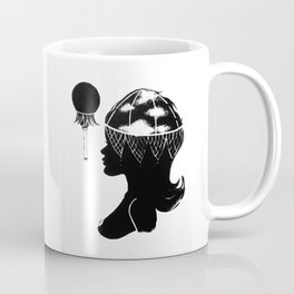 Cloudia Silhouette Coffee Mug