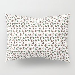 Beary Christmas Is a Fun Playful Kid Friendly Bear Family Design Pillow Sham