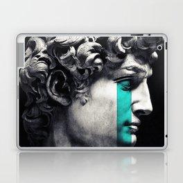 Crying David Laptop & iPad Skin